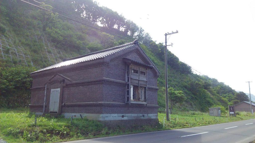 小西正尚が生まれ育ったレンガの家